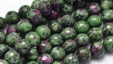 Anyolite-beads
