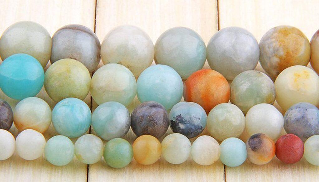 amazonite-beads