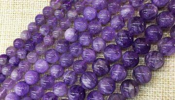 amethyst-beads
