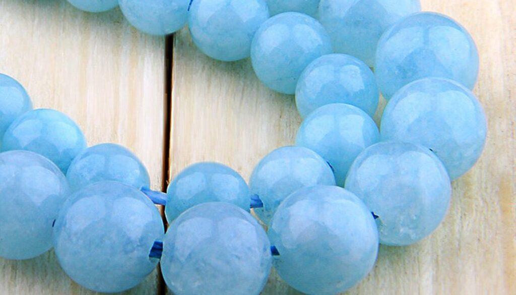 aquamarine-beads