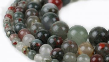 bloodstone-beads