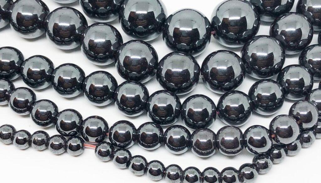 hematite-beads