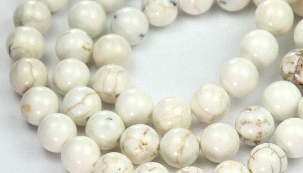 magnesite-beads