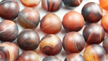 sardonyx-beads