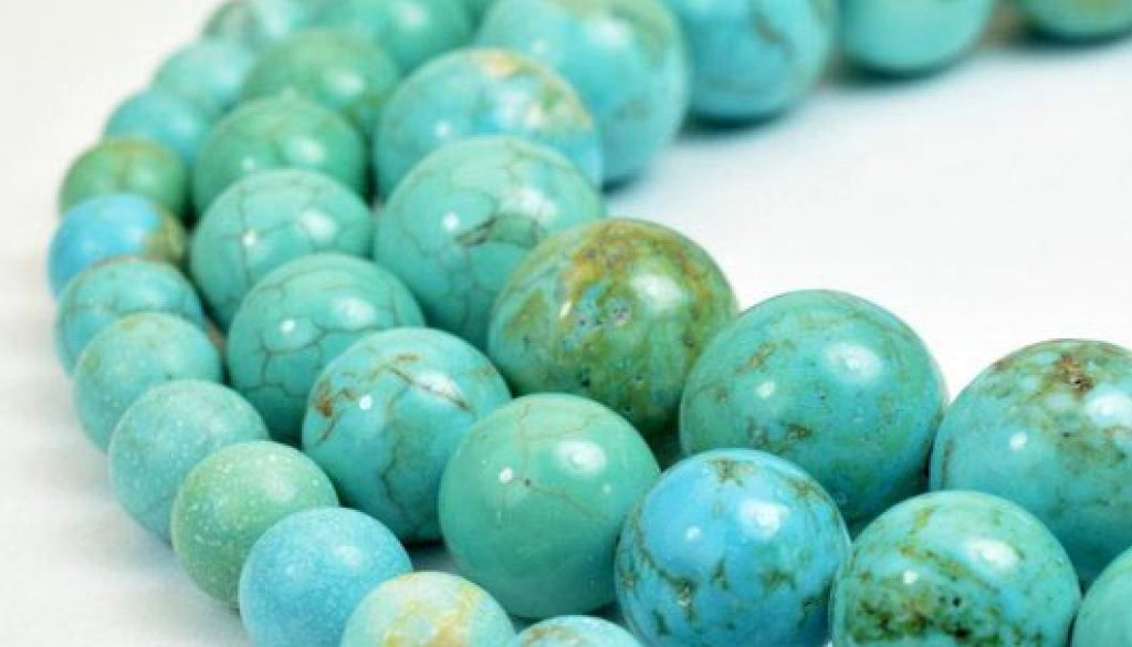 turquoise-beads
