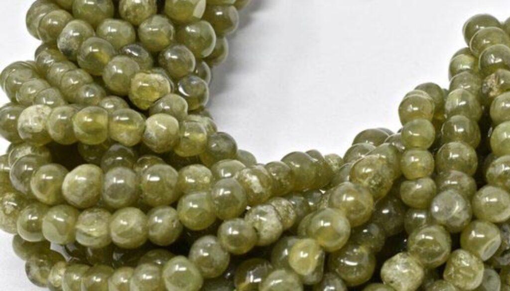 vesuvianite-beads1